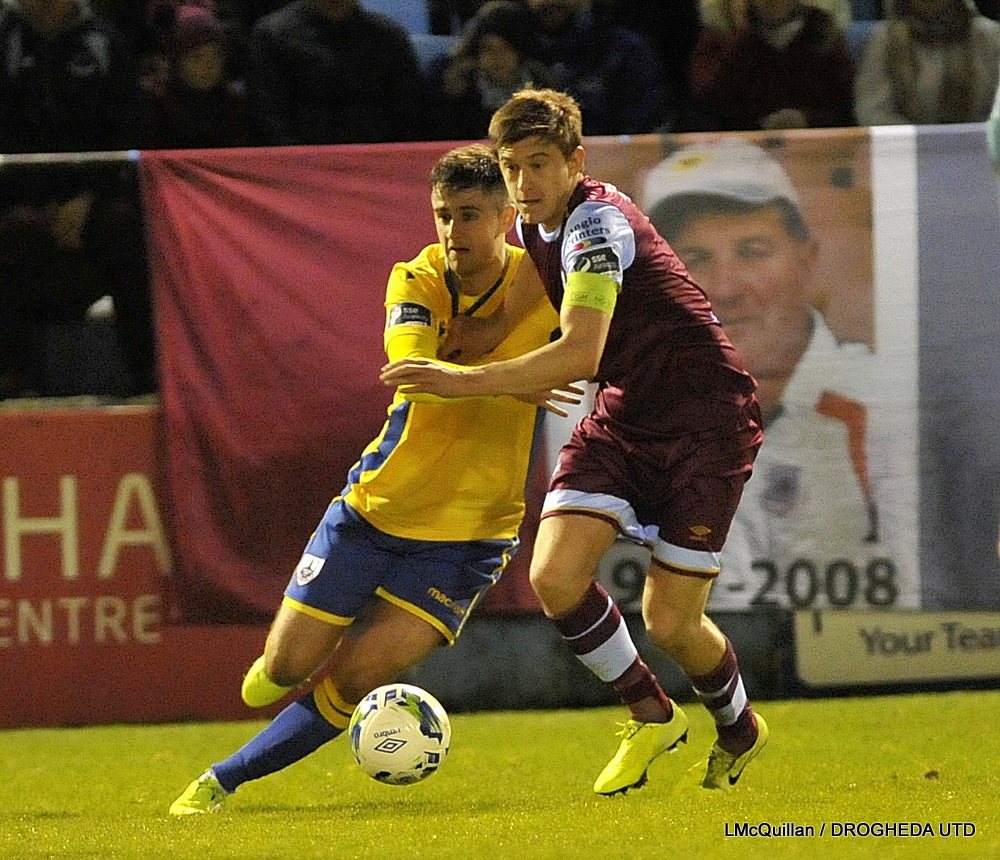 Match Report: Drogheda United 0 – 1 Longford Town