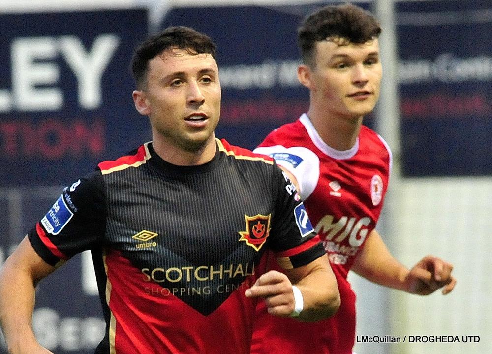 Match Report: Drogheda United 1-1 St Patrick's Athletic