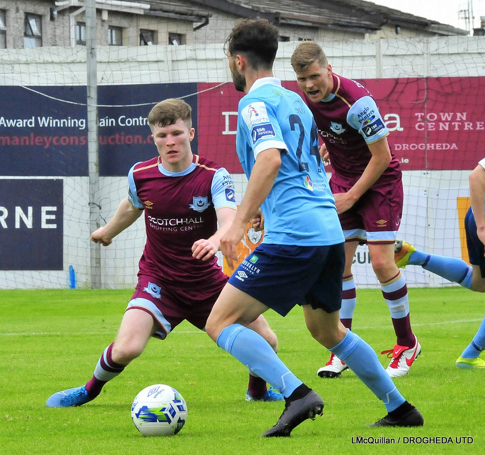 Match Report: Drogheda United 1-2 Shelbourne FC
