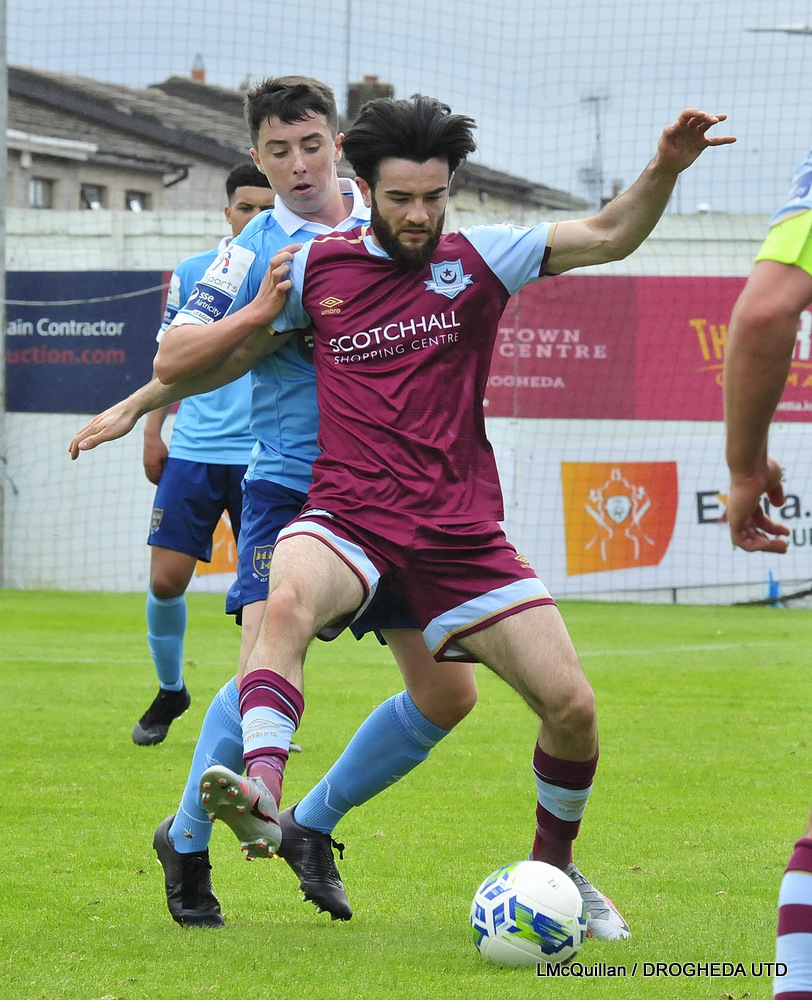 Gallery: Drogheda United 1-2 Shelbourne FC – 25/07/20