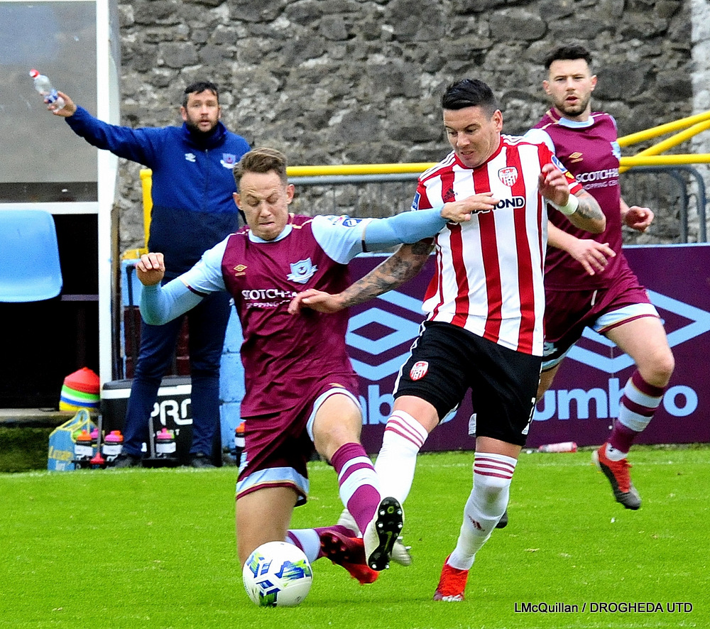 Gallery: Drogheda United 0-2 Derry City – 29/08/2020