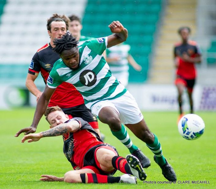 Gallery: Shamrock Rovers II 2-2 Drogheda United – 02/08/20