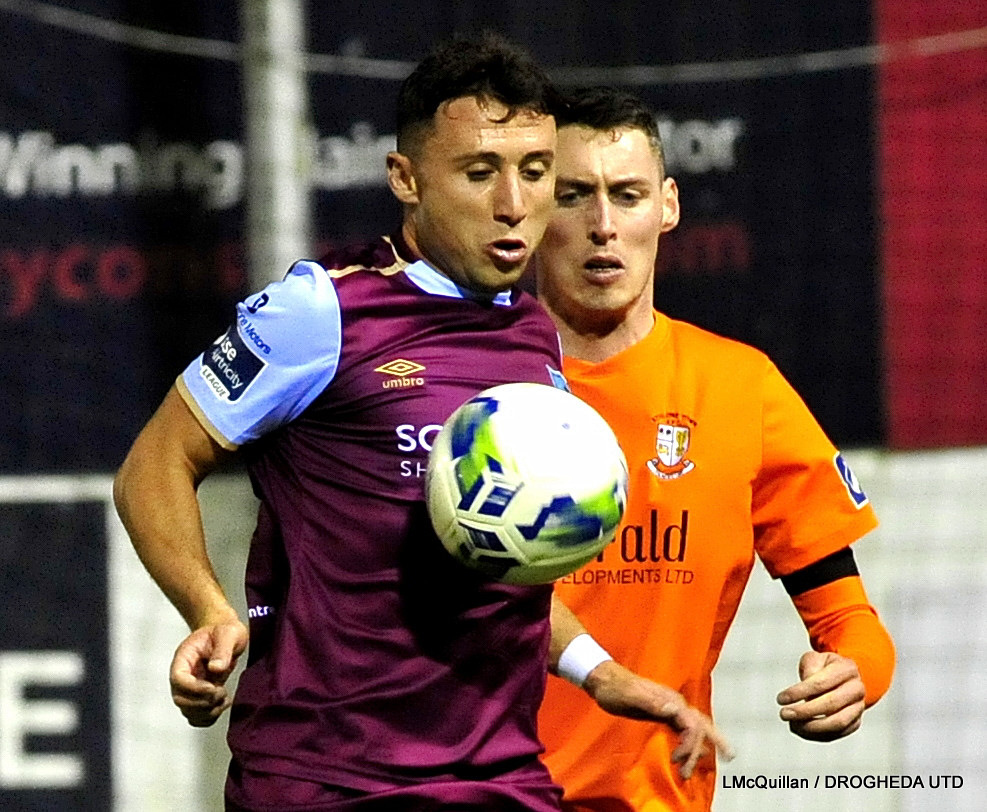 Gallery: Drogheda United 0-2 Athlone Town – 02/10/2020