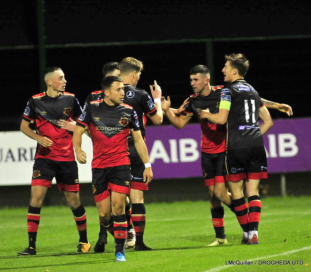 Gallery: Cabinteely 0-2 Drogheda United