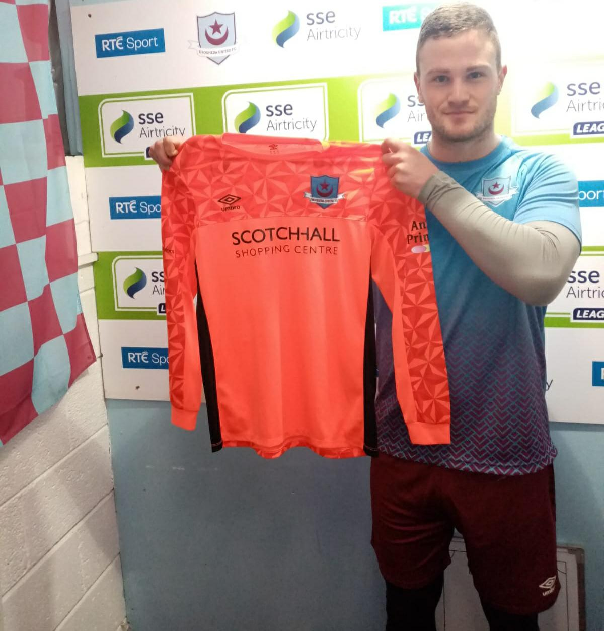 Colin McCabe Signs For Drogheda United