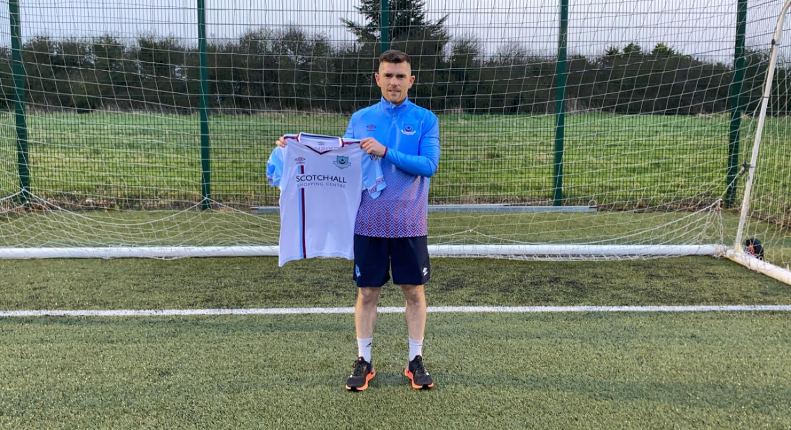 Ronan Murray Signs For Drogheda United