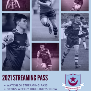 Drogs 2021 Season Streaming Pass – Outside of Ireland
