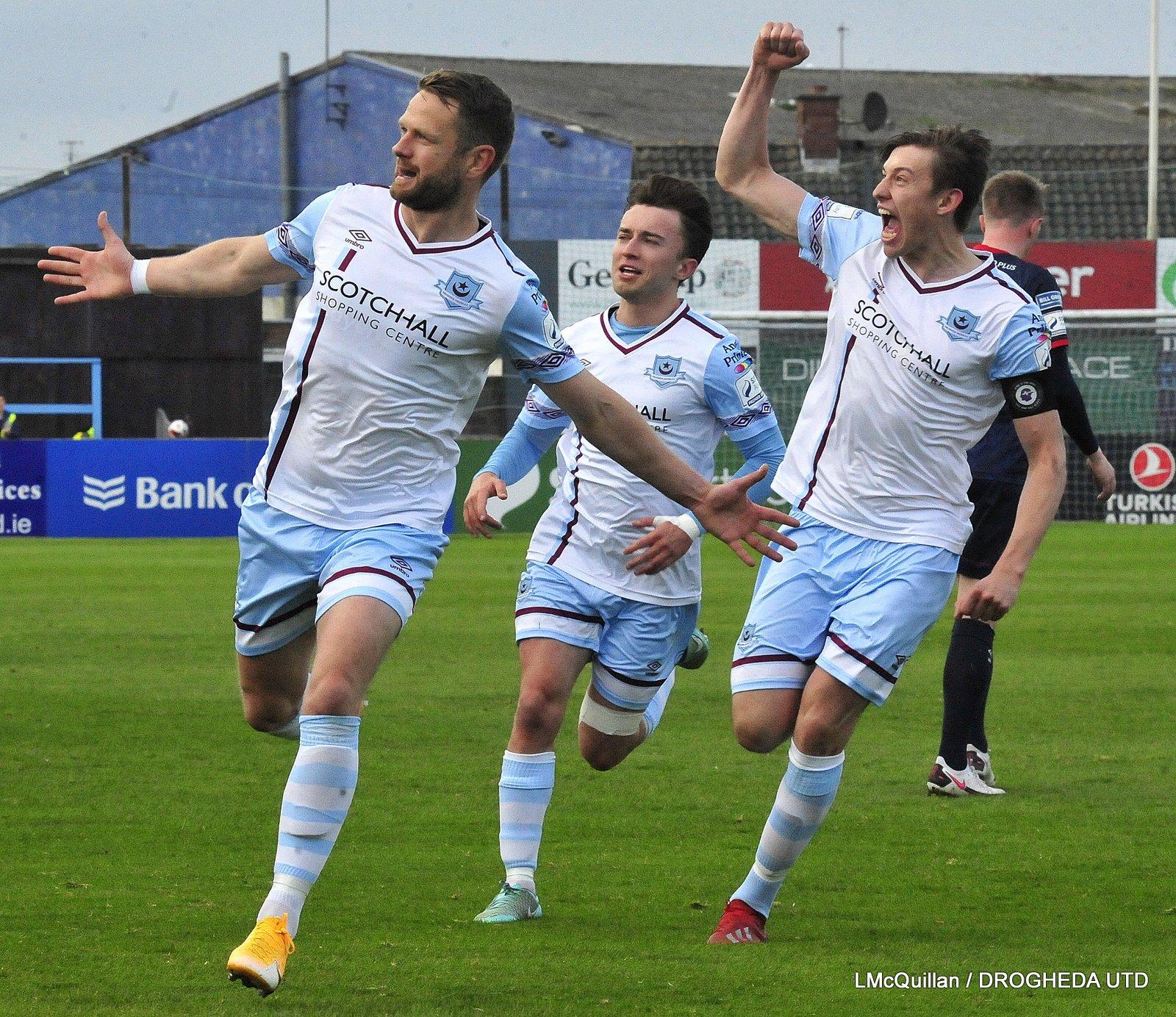 Match Pics: Drogs 3-1 St Patrick's Athletic – SSE Airtricity Premier Division