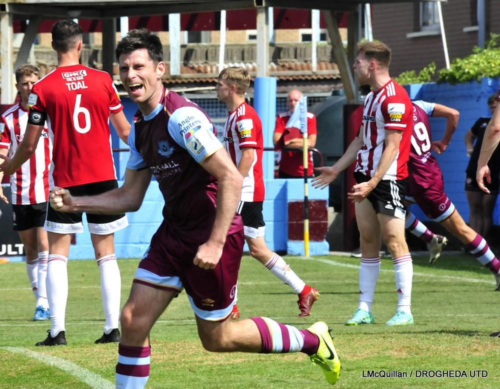 Match Pics: Drogs 1-1 (Pens) Derry City – FAI Cup